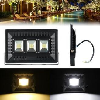 Ultrathin 100W Waterproof LED Flood Light