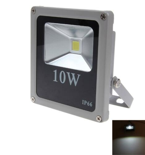 Ultrathin 10W 900LM IP66 LED Floodlight