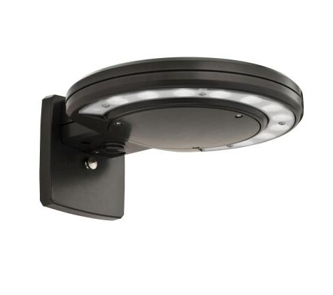 Wall-Mount Outdoor Bronze LED Area Light