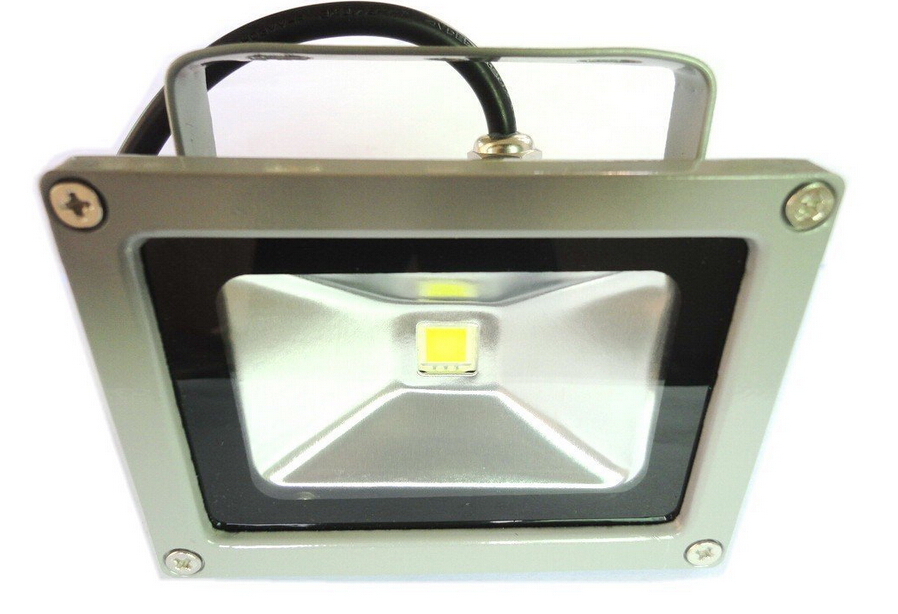 Warm White LED Flood light High Power Waterproof Outdoor Lights