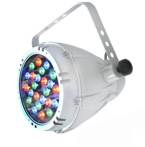 White Indoor LED RGB Stage Light