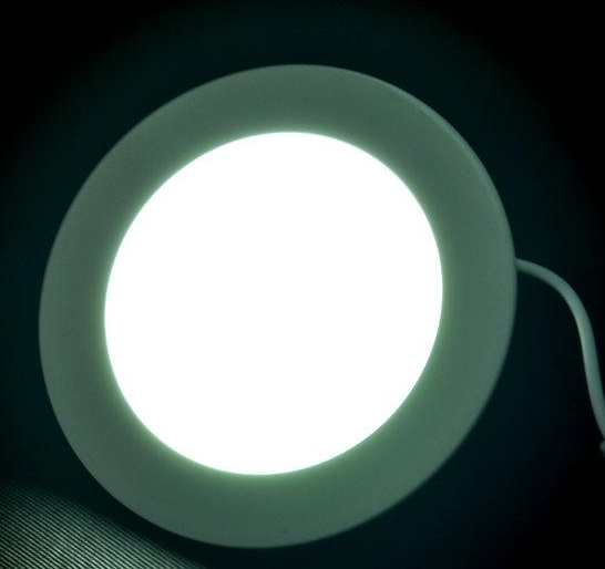 Wholesale Round Engrgy Saving 9W SMD2835 LED panel ceiling light
