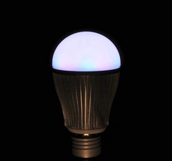 Wifi Compatible RGB LED Bulb Light