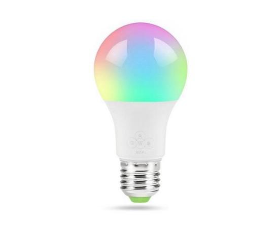 Wireless WiFi Colorful Smart LED bulb light