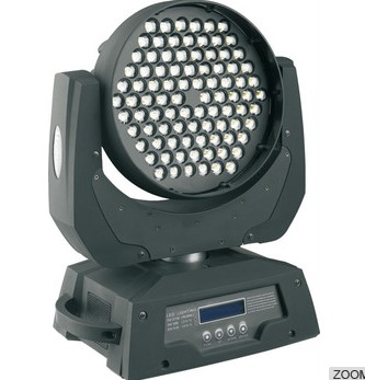 moving head led stage light with zoom used for disco