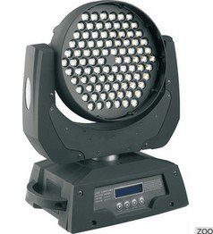 moving head led stage light with zoom used for stage and disco