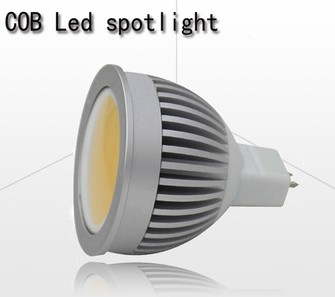 new design mr16 3w cob led spot light
