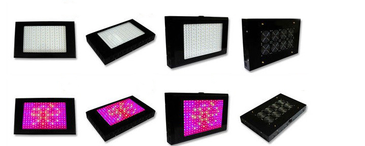 2013 New Hydroponic system 600W LED Grow Lighting