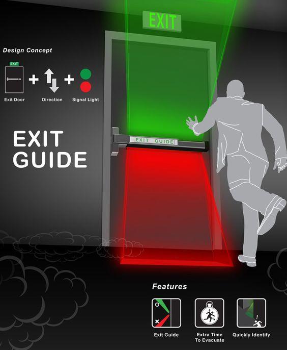 Fe Bus Intelligent Fire Emergency Lighting And Evacuation