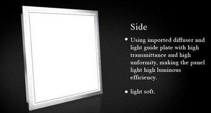 Facory price 20w 300600mm LED Panel Light2