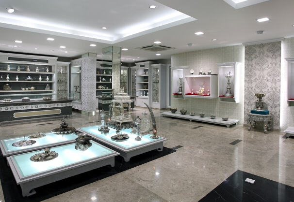 The jewelry store dedicated LED lighting design & jewelry store dedicated LED lighting design azcodes.com