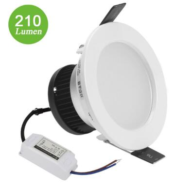 4W 3-Inch LED Recessed Downlights