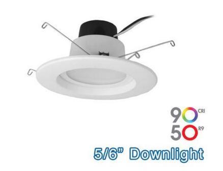 6 Inch 14W LED Downlight 90 CRI