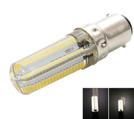 7W 152-LED SMD 3000-3500K Warm White LED Corn Light