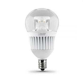 A15 7 Watt 60 Watt Equal E12 LED bulb lights