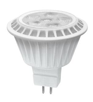 Bi-Pin 7W Dimmable MR16 LED Bulb