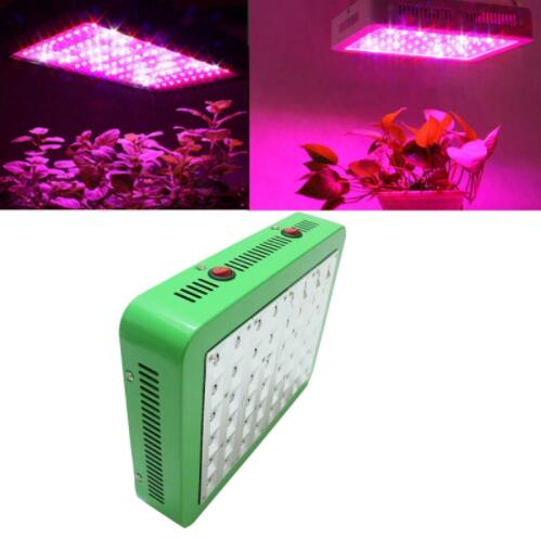 Double Chip Reflectors 480W 380-730NM Full Spectrum LED Plant Growth Light