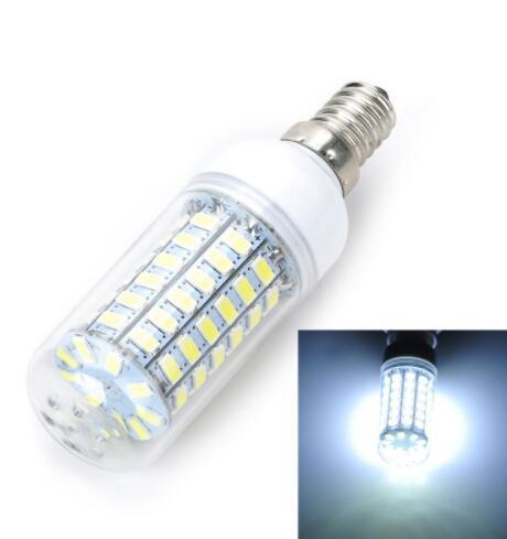 E14 12W 920lm 6500K 69-SMD 5730 LED Corn Light