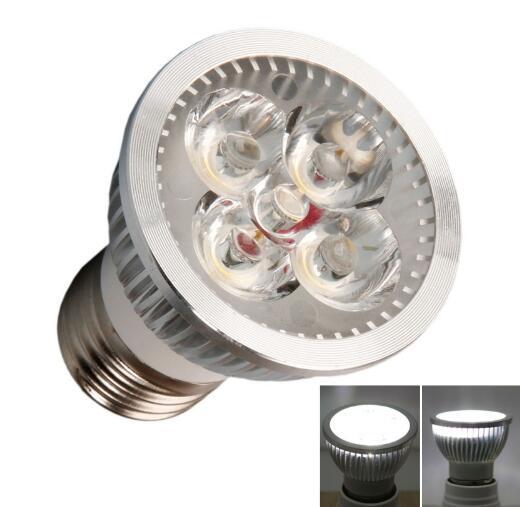 E27 4W 4 LED 400LM LED Spot light