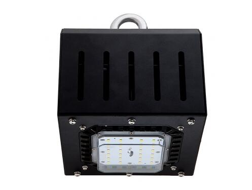 Modular LED Floodlight with I-Hook Mount