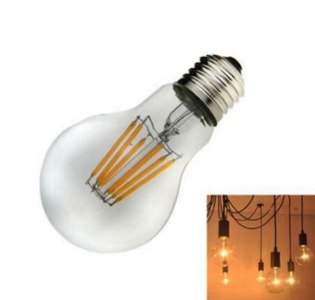 New E27 6W 1800lm European LED Incandescent Bulb