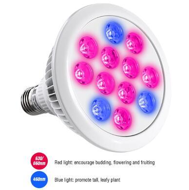 PAR38 12W LED Grow Lights