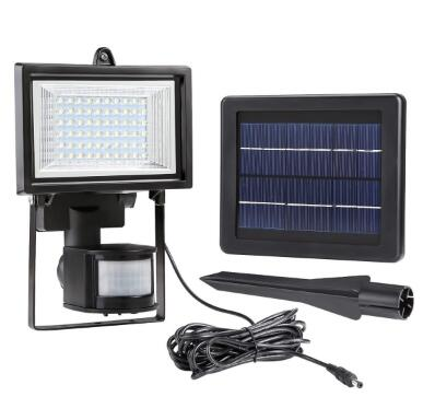 Solar Rechargeable LED Flood Lights