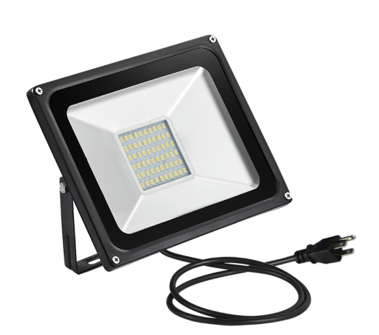 Warm White 50W 110V LED Floodlight